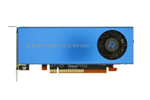 Dell AMD Radeon Pro WX4100 4GB LP Graphics Card - HFXTY