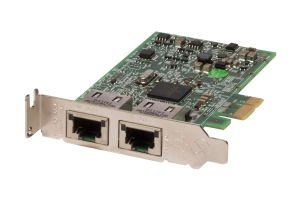 Dell Broadcom 5720 1Gb RJ-45 Low Profile Dual Port Network Card - 557M9