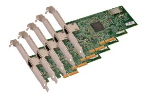 Dell Broadcom 5708 1Gb RJ-45 Single Port Full Height Cards - TX564 *5 Pack*