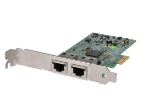 Dell Broadcom 5720 1Gb RJ-45 Dual Port Full Height Network Card - 0FCGN