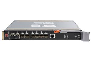 DELL Brocade M5424 12x Active SFP+ Ports + 2x 8GB SFP+ Entry Level Blade Switch - F854T