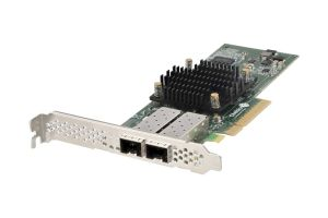 Chelsio T520-CR 10Gb SFP+ Dual Port Full Height Network Card - MSIP-REM-CC2-T520 - Ref