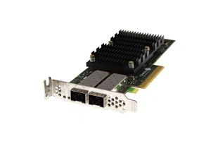 Chelsio T520-LL-CR 10Gb SFP+ Dual Port Low Profile Network Card
