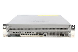 Cisco ASA 5585-X Stateful Firewall w/ SSP-10 6GB RAM + 2GB Flash & 2x PSU