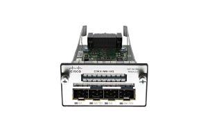 Cisco C3KX-NM-10G 2 x 1Gb SFP + 2 x 10Gb SFP+ Port Module