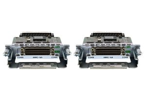 Cisco HWIC-16A High Speed WAN Interface Card - *Pack of 2*