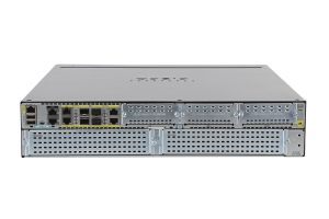 Cisco ISR4451-X /K9 Integrated Services Router w/ IP Base & Throughput