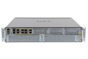 Cisco ISR4451-X Integrated Services Router w/ IP Base K9 & 10Gb Throughput