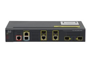 Cisco ME-3400EG-2CS-A Switch 2x 1Gb T/SFP + 2x 1Gb SFP Ports