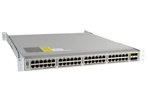 Cisco Nexus N3K-C3048TP-1GE RA Switch 48x 1Gb RJ-45 + 4x 10Gb SFP+ - NOB