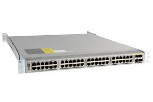 Cisco Nexus N3K-C3048TP-1GE RA Switch w/ Enterprise Licenses & Full Rack Kit