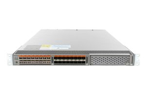 Cisco Nexus N5K-C5548UP Switch 32x SFP+ Ports w/ 16x SFP-10G-SR