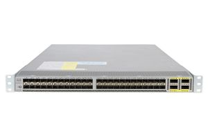 Cisco Nexus N6K-C6001-64P Reverse Airflow w/ Lan Base