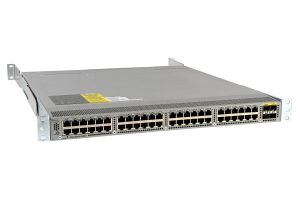 Cisco Nexus N3K-C3048TP-1GE Switch 48x 1Gb RJ-45 + 4x 10Gb SFP+ Ports