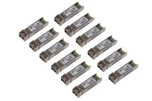 Cisco 10G SFP+ Short Range Transceiver - SFP-10G-SR - 10-2415-03 *12 Pack*