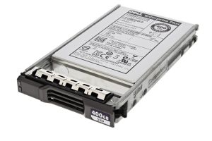 """Compellent 400GB SAS 2.5"""" 6G Solid State Drive SSD W6460"""