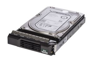 "Compellent 6TB 7.2k SAS 3.5"" 12G 512e Hard Drive - MM81X (Refurb)"