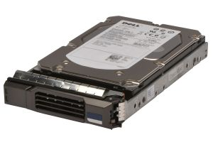 "Compellent 450GB 15k SAS 3.5"" 6G Hard Drive - 32P4W"