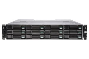 Dell Compellent SC200 with 12 x 3TB 7.2k