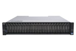 Dell Compellent SCv2020 with 10Gb/s iSCSI Controllers 24 x 600GB 15k
