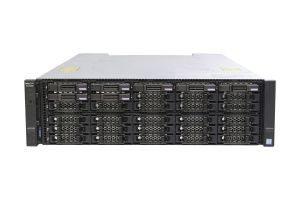 Dell Compellent SCv3020 with 10Gb/s iSCSI Controllers 7 x 1.8TB SAS 12G