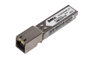 Dell 1Gb SFP RJ45 Short Range Transceiver - MHVPK - FCLF8522P2BTL-DL - New
