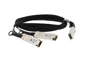 Dell QSFP28 to Dual QSFP28 50Gb/s 2M Cable - V407F