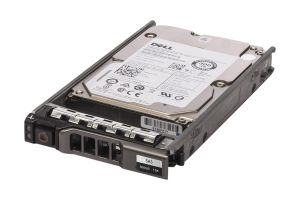 "Dell 300GB SAS 15k 2.5"" 12G Hard Drive 7FJW4 New Pull"