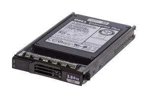 """Compellent 3.84TB SAS 2.5"""" Solid State Drive SSD 4NMJF New Pull"""