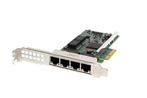 Dell Broadcom 5719 1Gb RJ-45 Quad Port Full Height Network Card - HY7RM - New
