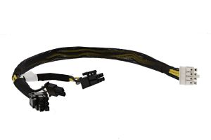 Dell Split Graphics Card Power Adaptor Cable - J30DG