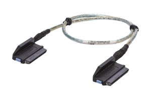 "Dell SAS SFF-8484 to SFF-8484 Cable 30"" / 0.75M NC954"