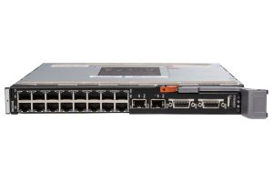 Dell Powerconnect M6348 48 x 1GbE RJ-45 + 2 x SFP+ Blade Switch - NOB