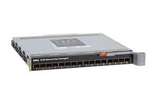 Dell Mellanox M1601P Pass Through II Module 32 x 10GbE (16 Int. + 16 Ext.) Ports - Ref