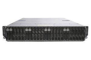 Dell PowerEdge C6220 1x24 4 x Node Server 8 x E5-2670, 256GB, OB SATA