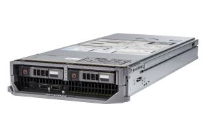 Dell PowerEdge M520 1x2, 2 x E5-2420 1.9GHz Six-Core, 32GB, 2 x 146GB SAS, PERC H710, iDRAC7 Ent