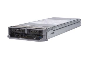 Dell PowerEdge M640 2 x Bronze 3104 1.7GHz Six-Core, 32GB, PERC H330, iDRAC9 Exp