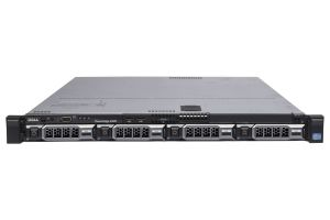 "Dell PowerEdge R420 1x4 3.5"", 2 x E5-2407 2.2GHz Quad-Core, 16GB, 4 x 600GB SAS, PERC H310, iDRAC7 Exp"