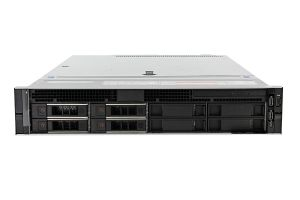 "Dell PowerEdge R540 1x8 3.5"", 2 x Silver 4110 2.1GHz Eight-Core, 32GB, 4 x 6TB 4Kn SAS, PERC H740P, Basic"