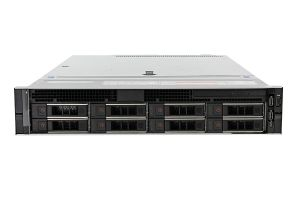 "Dell PowerEdge R540 1x8 3.5"", 2 x Silver 4110 2.1GHz Eight-Core, 32GB, 8 x 8TB 4Kn SAS, PERC H740P, Basic"