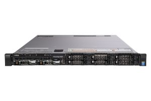 "Dell PowerEdge R630 1x8 2.5"", 2 x E5-2603v3 1.6GHz Six-Core, 16GB, 2 x 600GB SAS, PERC H330, iDRAC8 Exp"