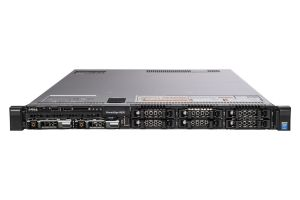 "Dell PowerEdge R630 1x8 2.5"", 2 x E5-2620v3 2.4GHz Six-Core, 32GB, 2 x 600GB 10k SAS, PERC H730, iDRAC8 Ent"
