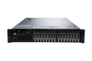 "Dell PowerEdge R720 1x16 2.5"", 2 x E5-2670 2.6GHz Eight-Core, 64GB, 16 x 600GB 10k SAS, PERC H710, iDRAC7 Ent"