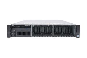 "Dell PowerEdge R730 1x16 2.5"" SAS, 2 x E5-2620v3 2.4GHz Six-Core, 32GB, PERC H730, iDRAC8 Ent"