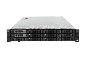 "Dell PowerEdge R730xd 1x12 3.5"", 2 x E5-2603v3 1.6GHz Six-Core, 32GB, 2 x 3TB SAS, H730, iDRAC8 Ent"