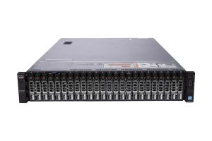 "Dell PowerEdge R730xd 1x24 2.5"", 2 x E5-2699v3 2.3GHz Eighteen-Core, 32GB, 24 x 1.2TB SAS, PERC H730, iDRAC8 Ent"