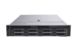 "Dell PowerEdge R7425 1x8 3.5"", 2 x AMD EPYC 7281 2.1GHz Sixteen Core, 128GB, 8 x 1TB 7.2k SAS, PERC H730P, iDRAC9 Enterprise"