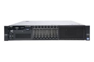"Dell PowerEdge R820 1x8 2.5"", 4 x E5-4650v2 2.4GHz Ten-Core, 256GB, PERC H710, iDRAC7 Ent"