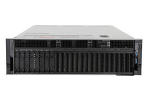 "Dell PowerEdge R940 1x8 2.5"", 4 x Gold 5115 2.4GHz Ten-Core, 256GB, H740P, iDRAC9 Ent"