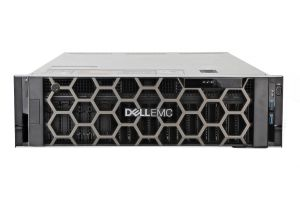 Dell PowerEdge R940 Diskless, 4 x Gold 6140 2.3GHz Eighteen-Core, 768GB, iDRAC9 Ent